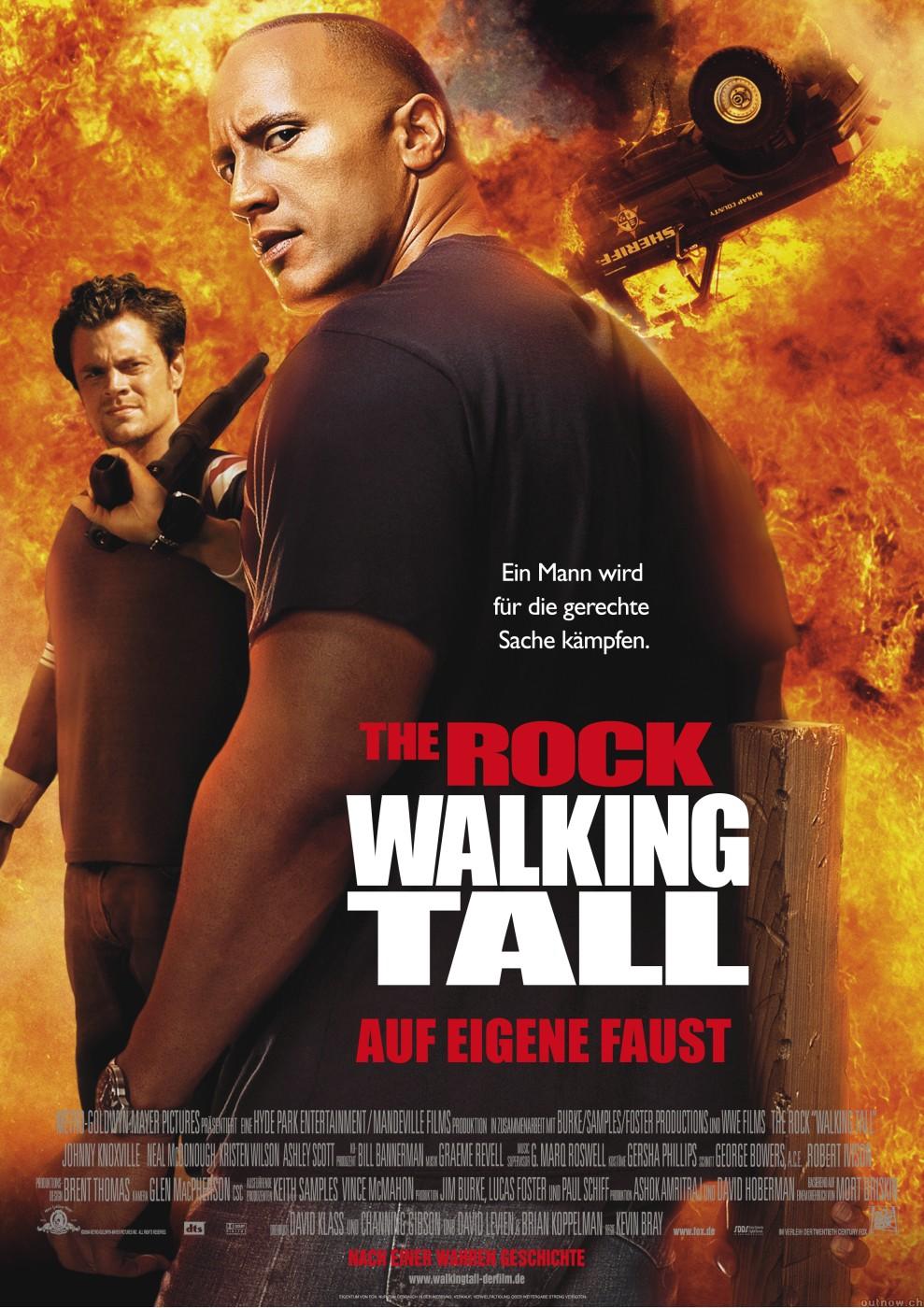 Walking Tall kapak