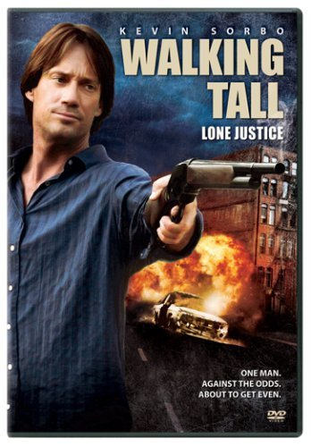 Walking Tall: Lone Justice kapak