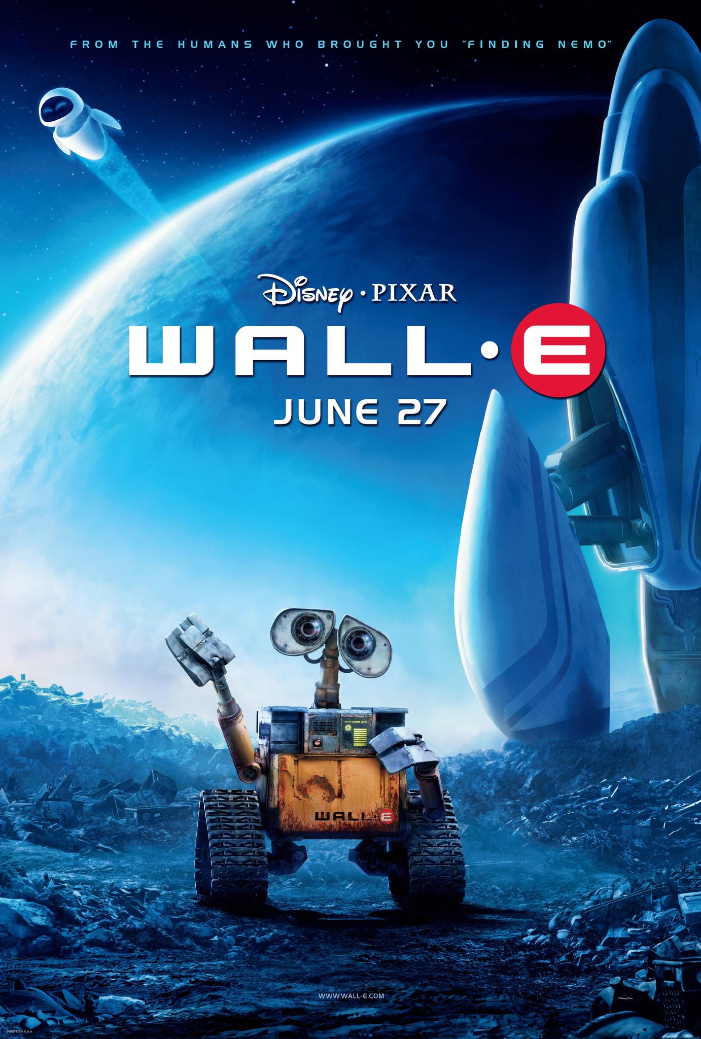 WALL·E kapak