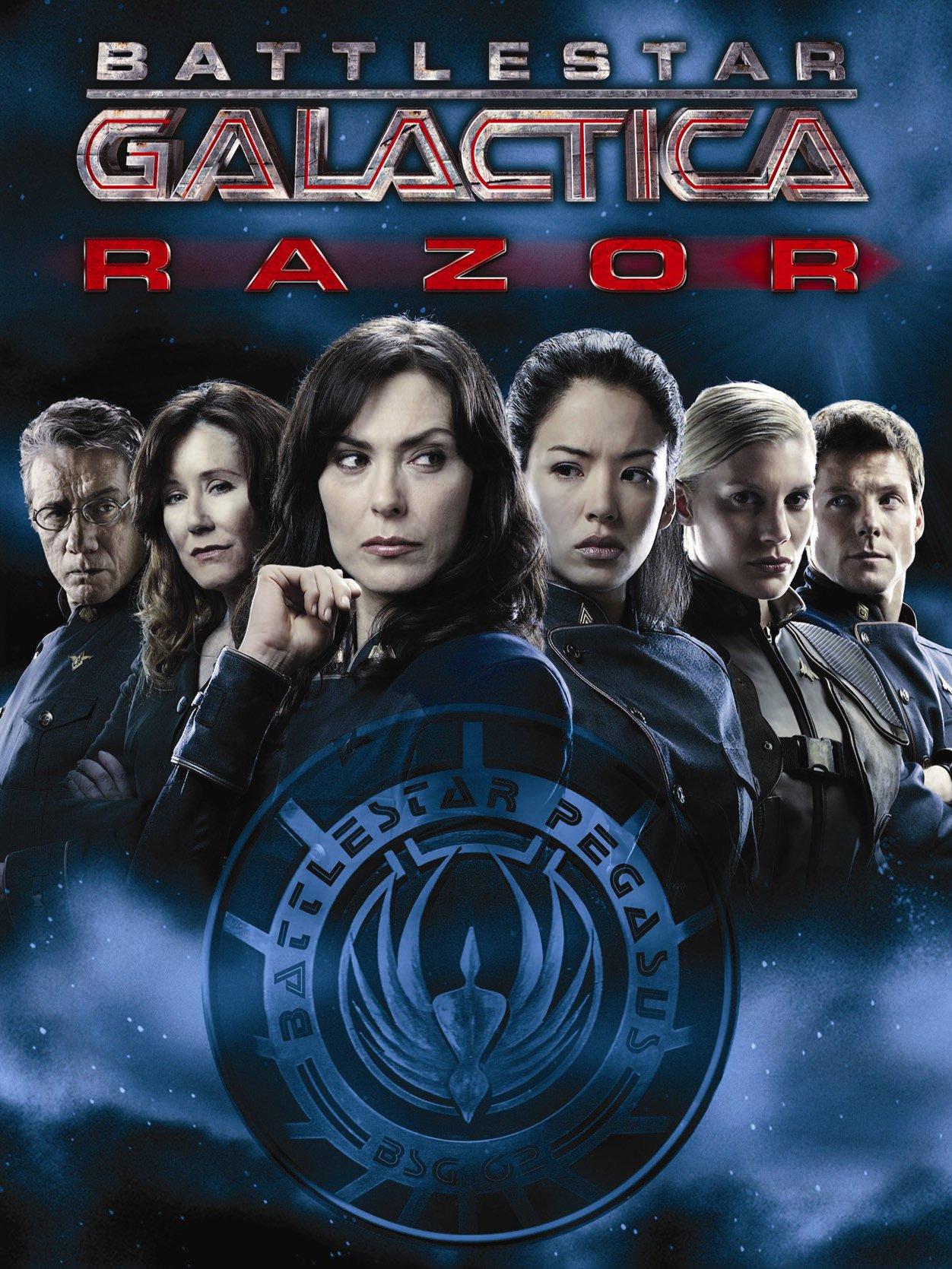 Battlestar Galactica: Razor kapak