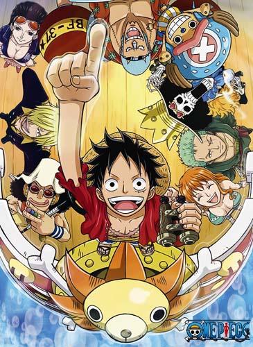 One Piece kapak