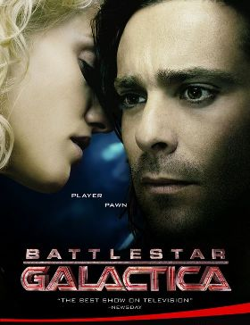 Battlestar Galactica: The Last Frakkin' Special kapak