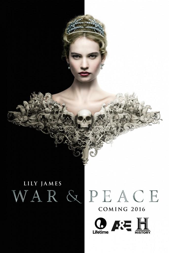 War & Peace kapak