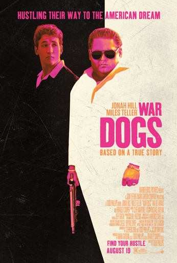 War Dogs kapak
