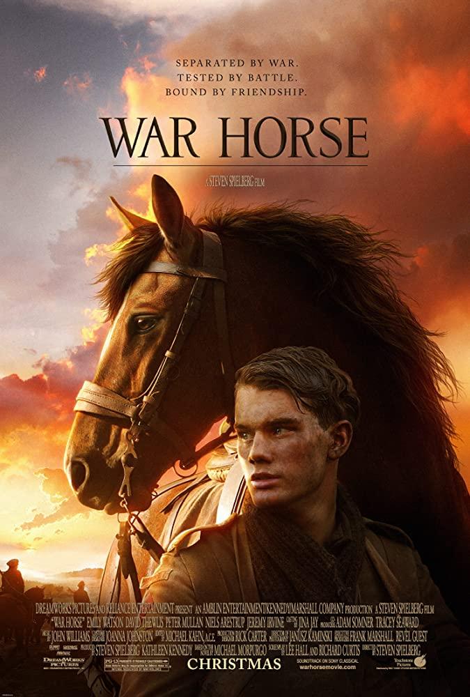 War Horse kapak