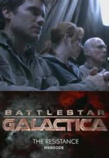 Battlestar Galactica: the Resistance kapak