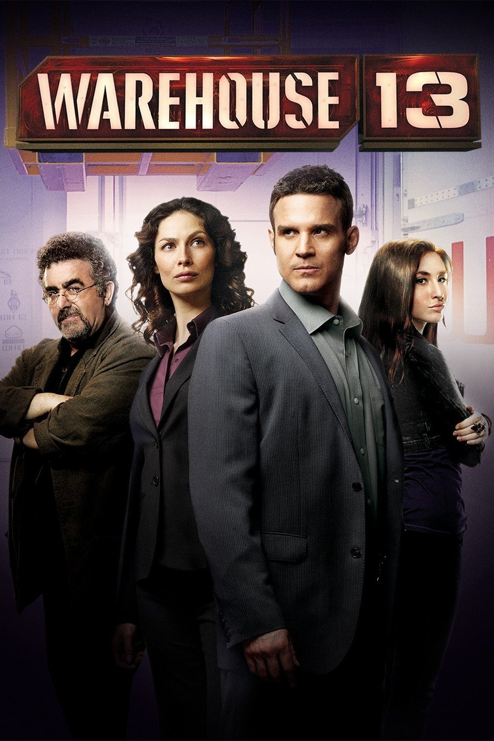 Warehouse 13 kapak