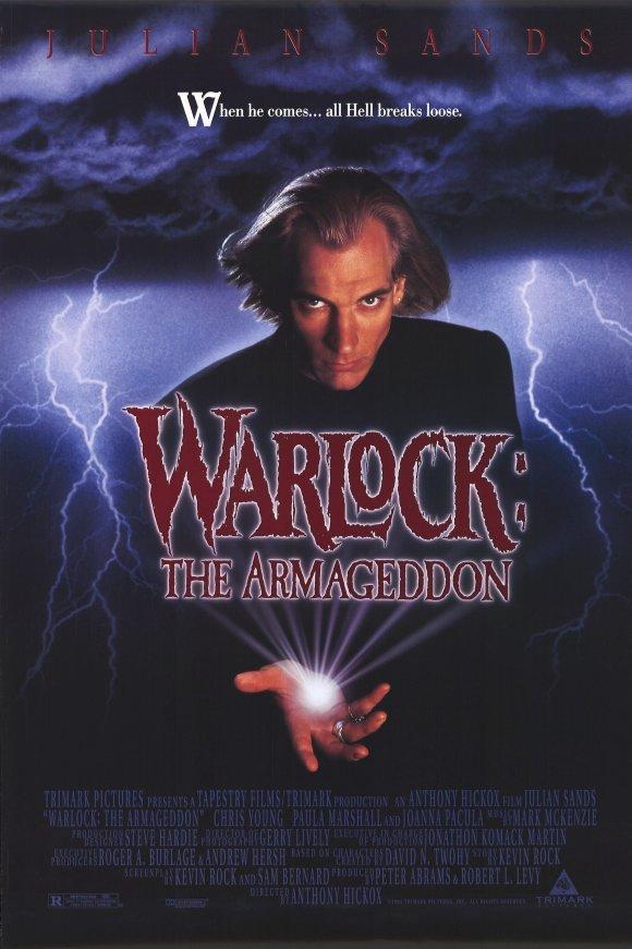 Warlock: The Armageddon kapak