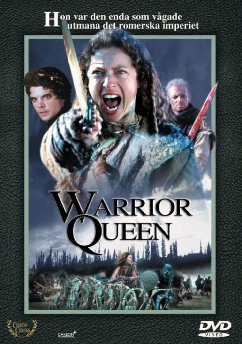 Warrior Queen Boudica kapak