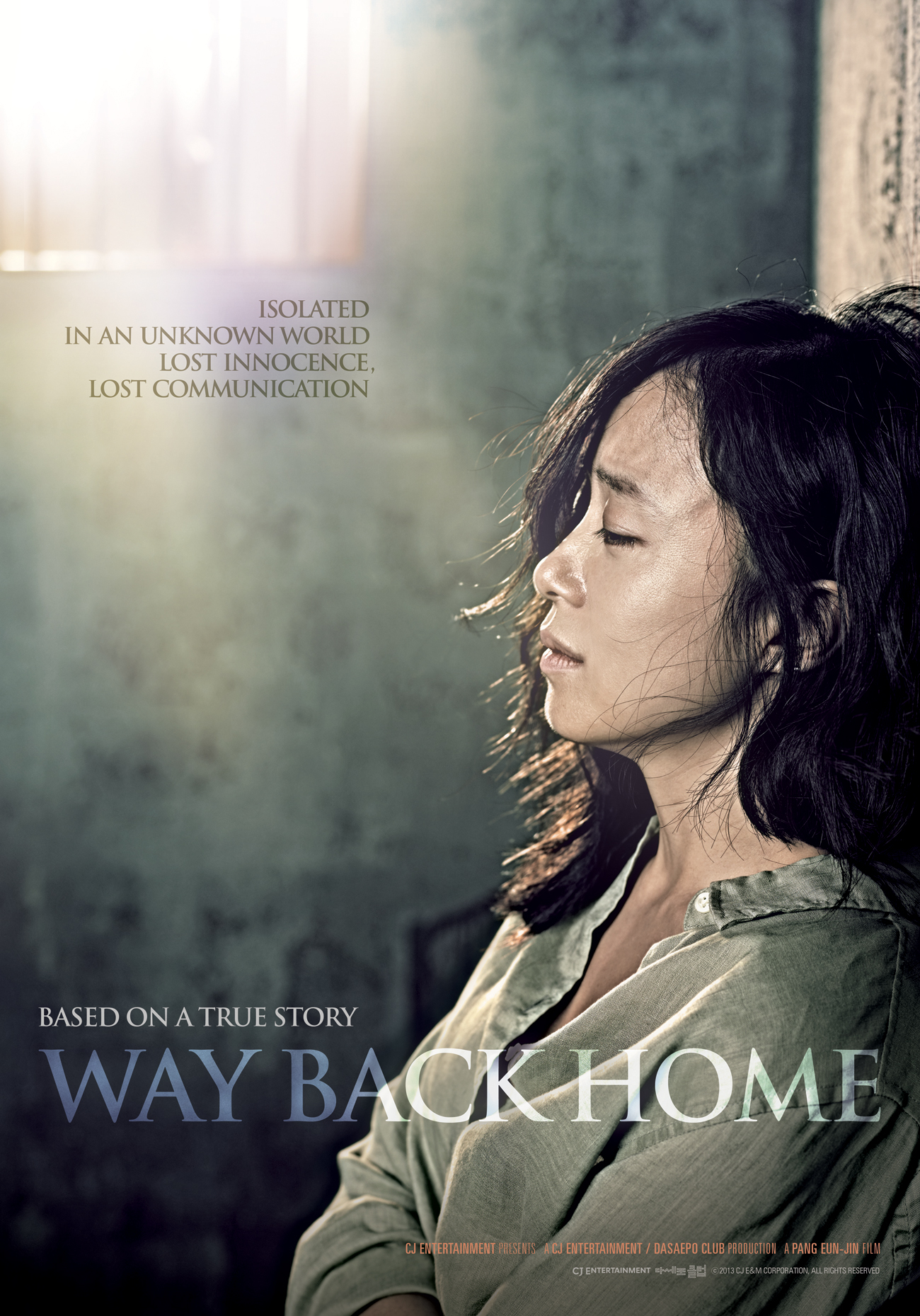 Way Back Home kapak