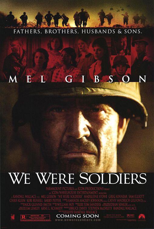 We Were Soldiers kapak