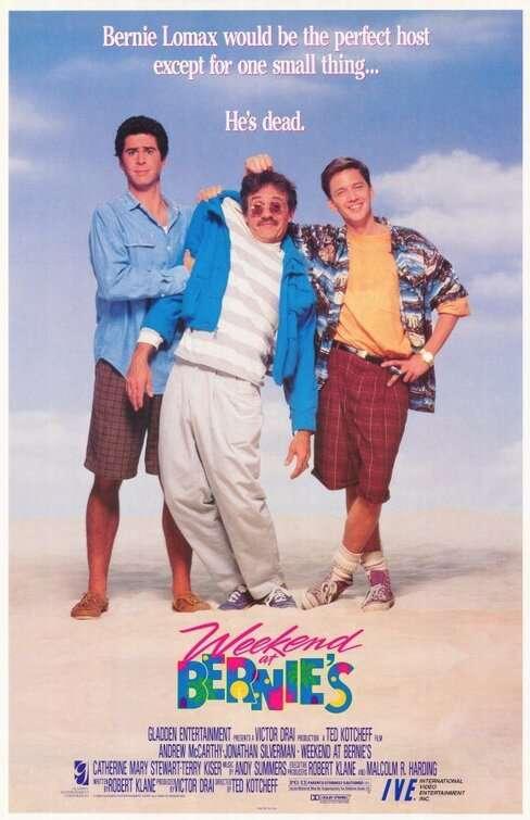 Weekend at Bernie's kapak