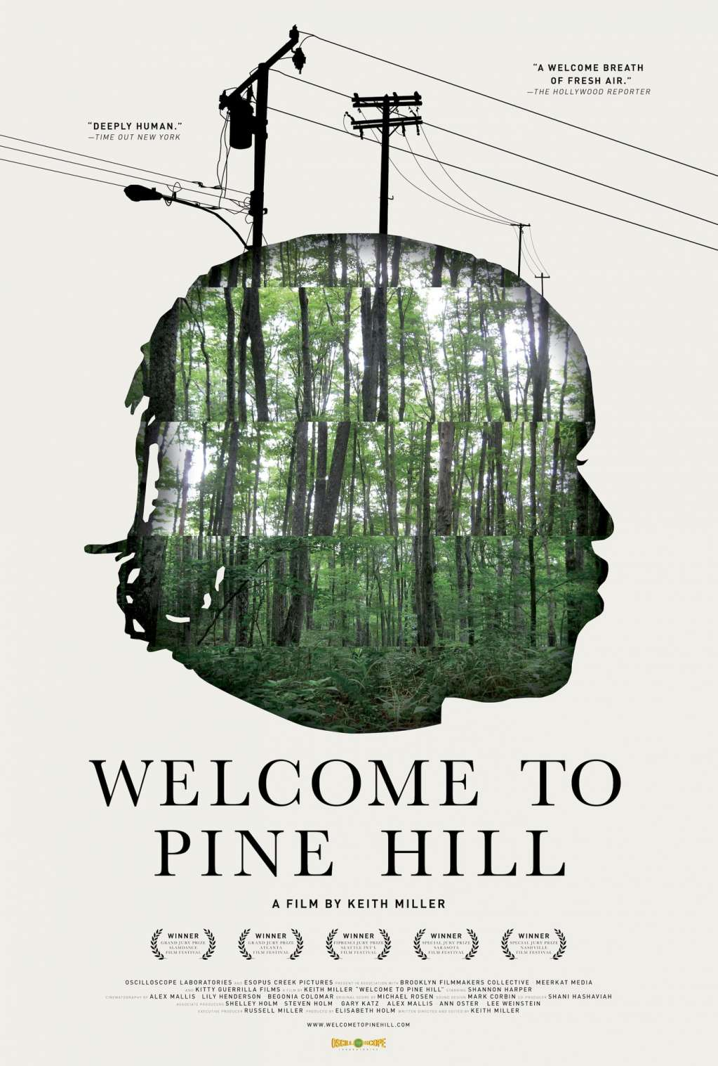 Welcome to Pine Hill kapak
