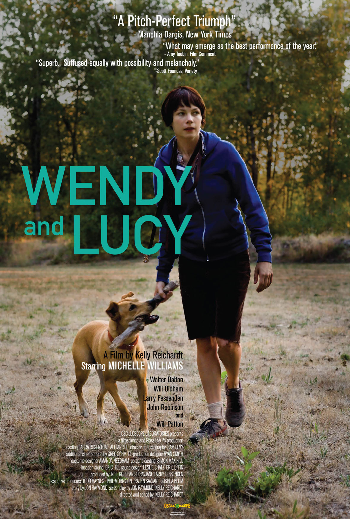 Wendy and Lucy kapak