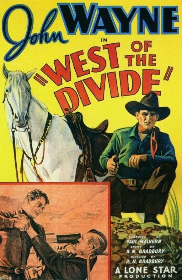 West of the Divide kapak