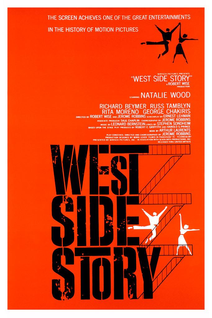 West Side Story kapak