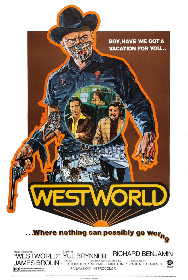 Westworld kapak