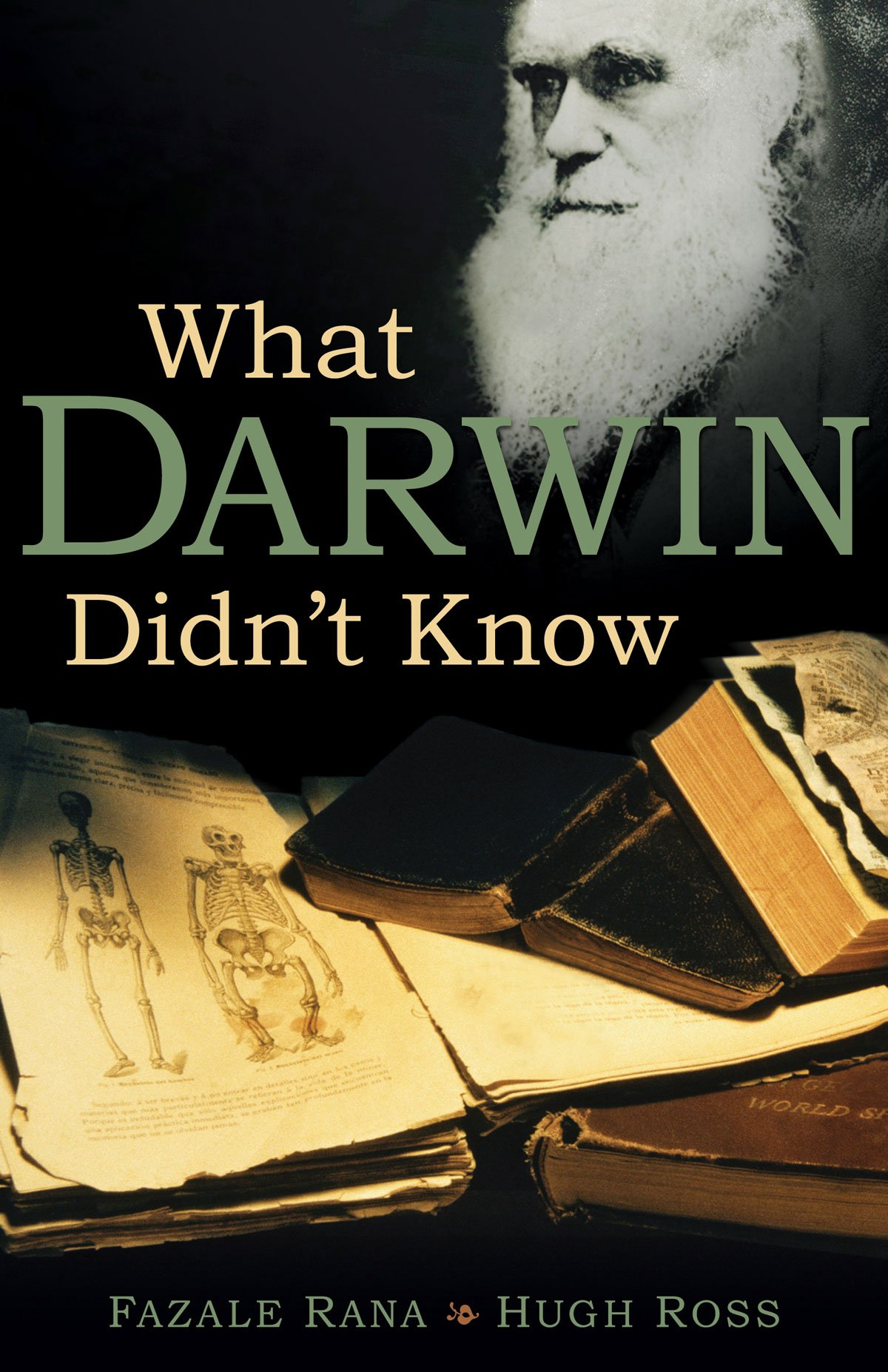 What Darwin Didn't Know kapak