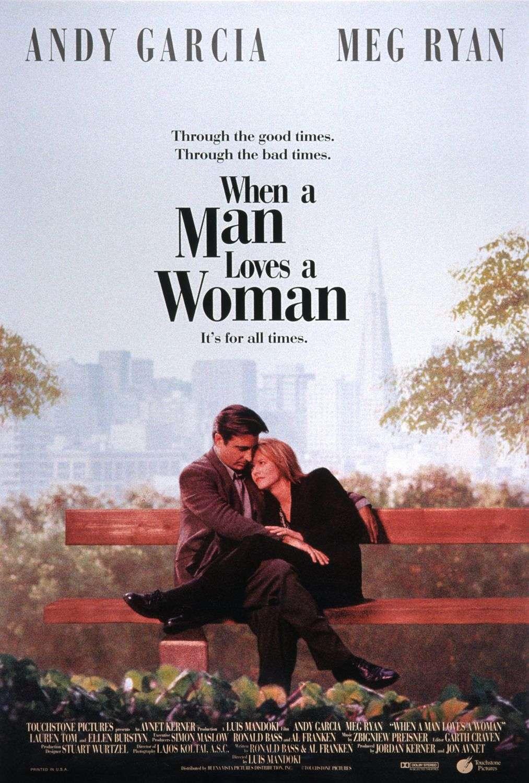 When a Man Loves a Woman kapak