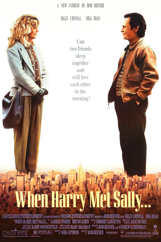 When Harry Met Sally... kapak
