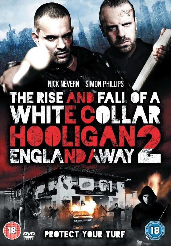 White Collar Hooligan 2: England Away kapak