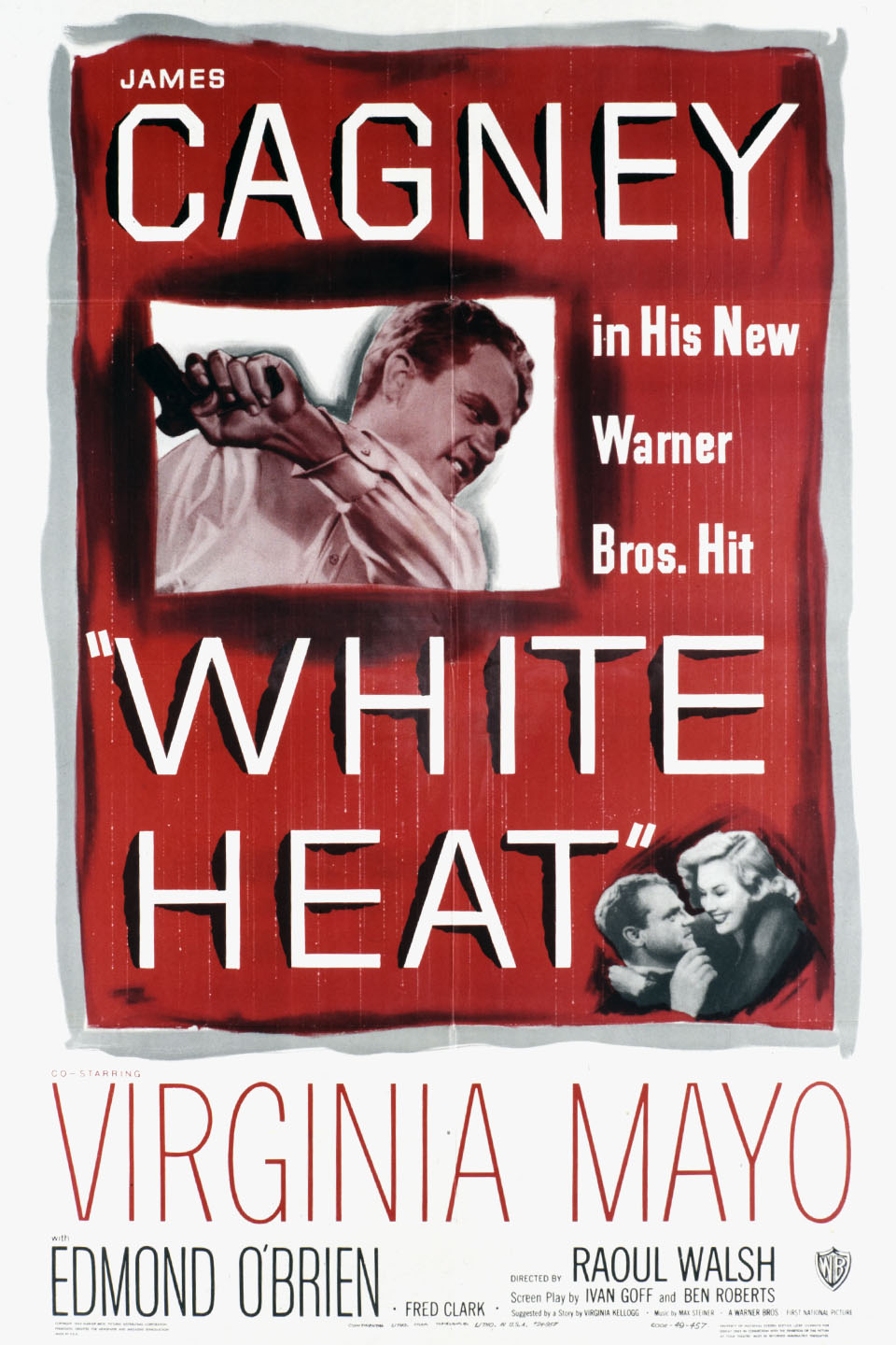 White Heat kapak