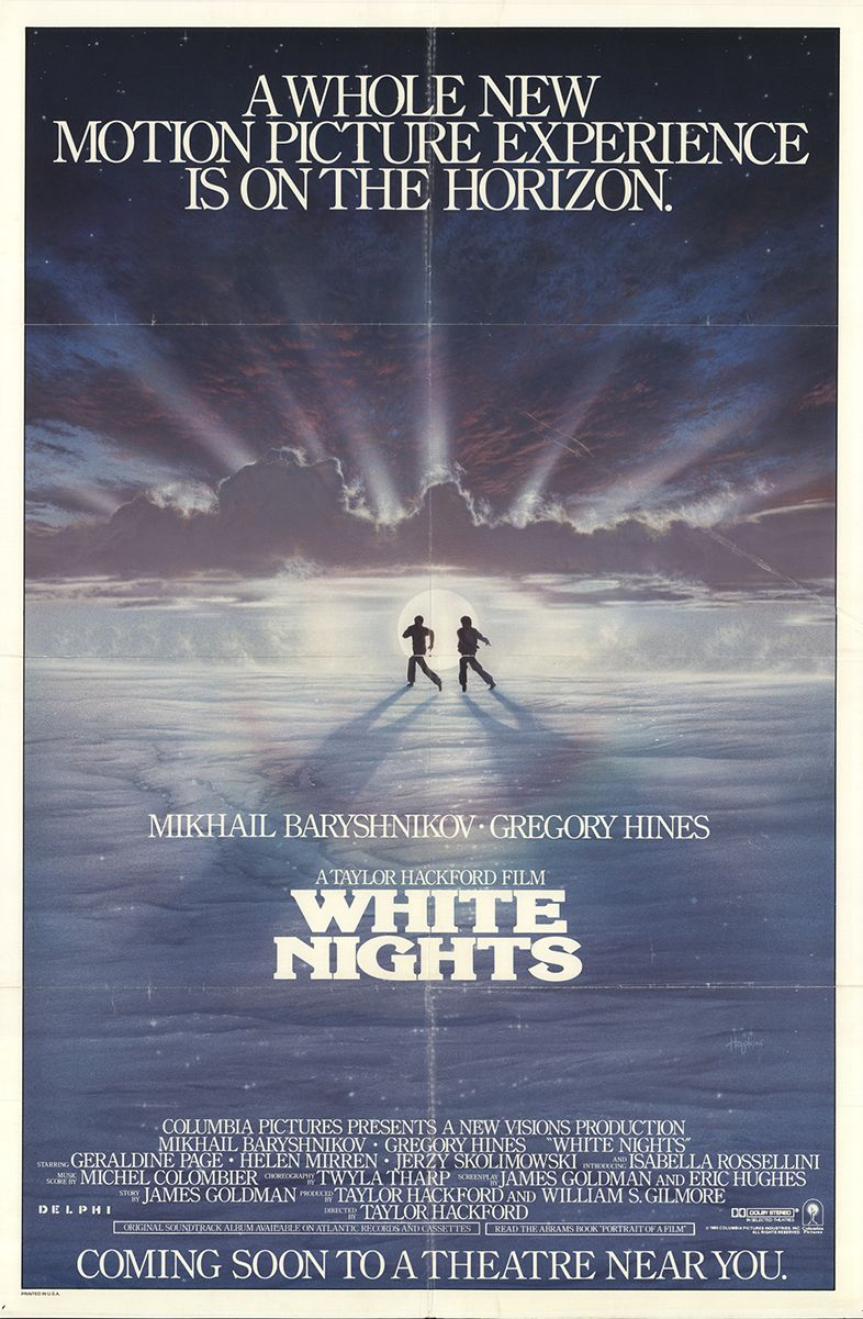 White Nights kapak