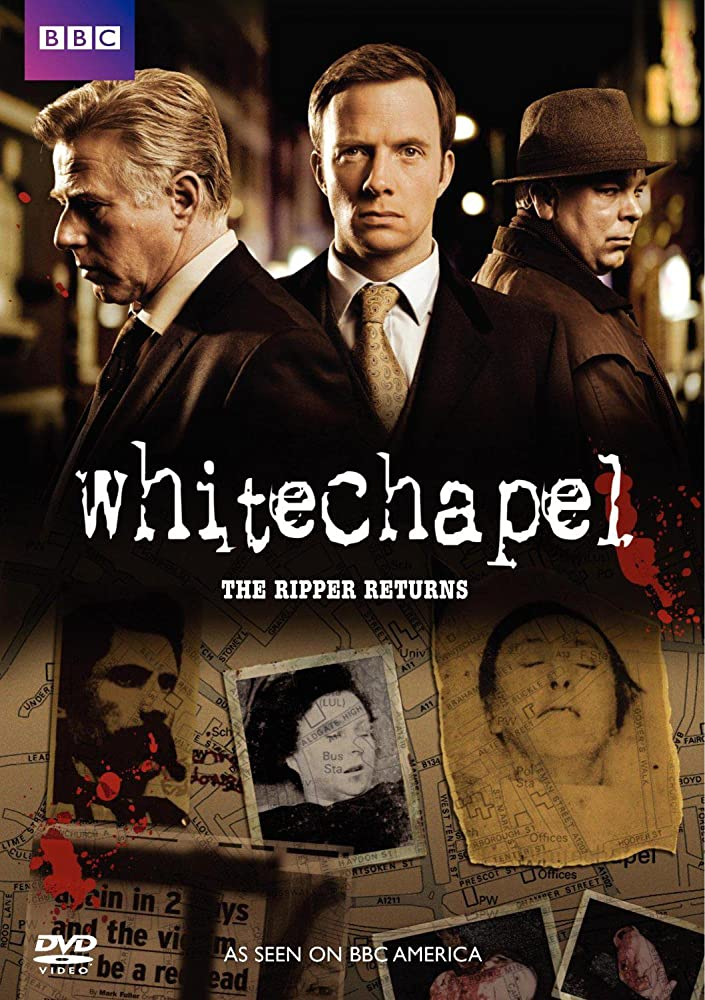 Whitechapel kapak