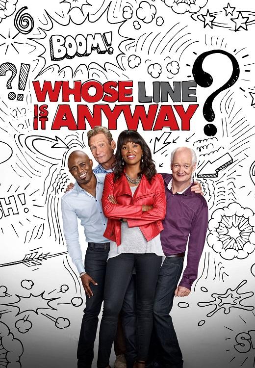 Whose Line Is It Anyway? kapak