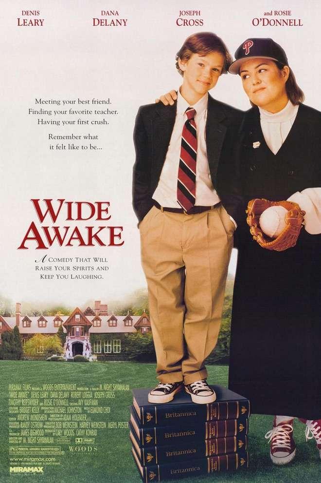 Wide Awake kapak