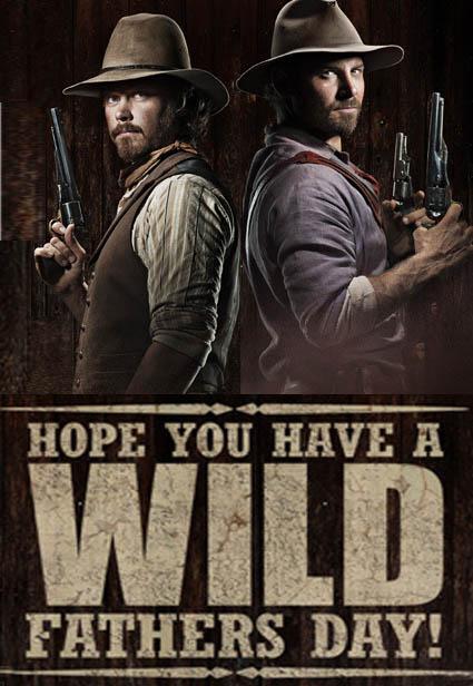 Wild Boys kapak