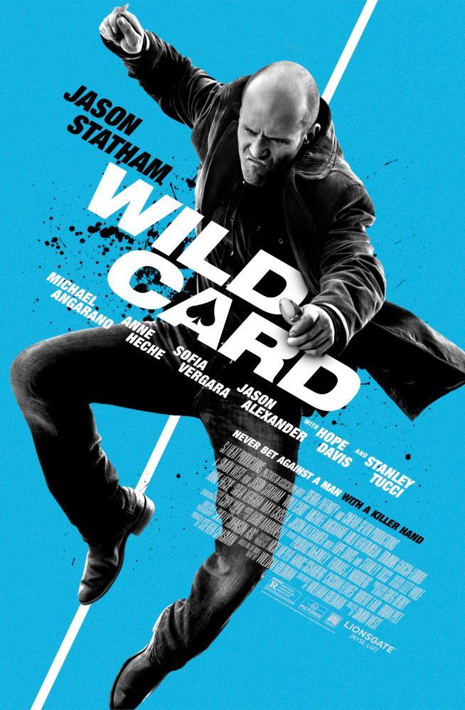 Wild Card kapak