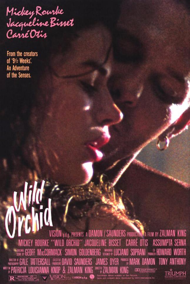 Wild Orchid kapak