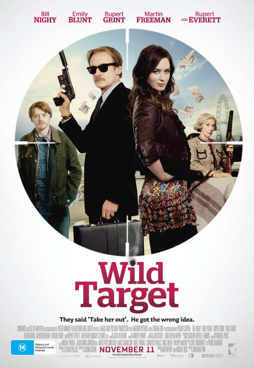 Wild Target kapak