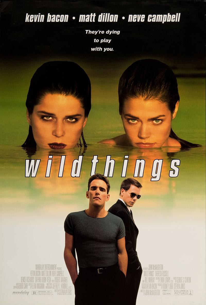 Wild Things kapak
