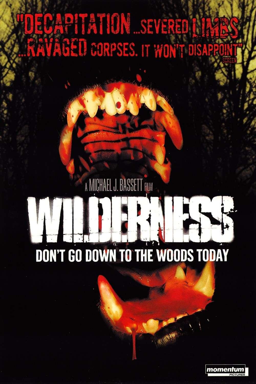 Wilderness kapak