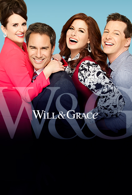 Will & Grace kapak
