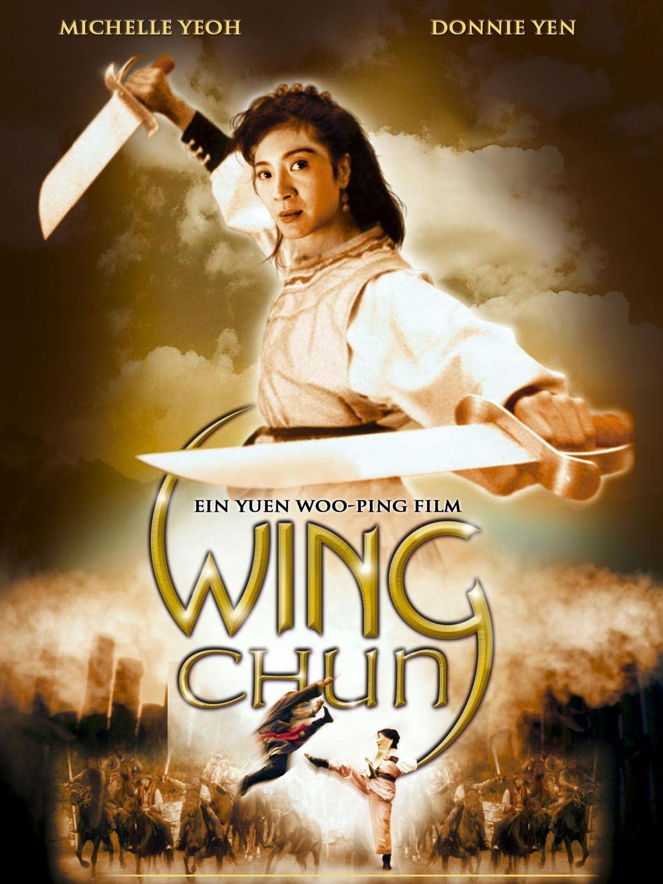 Wing Chun kapak