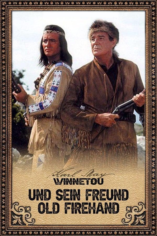 Winnetou and Old Firehand kapak