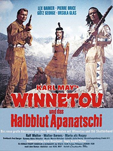 Winnetou and the Crossbreed kapak