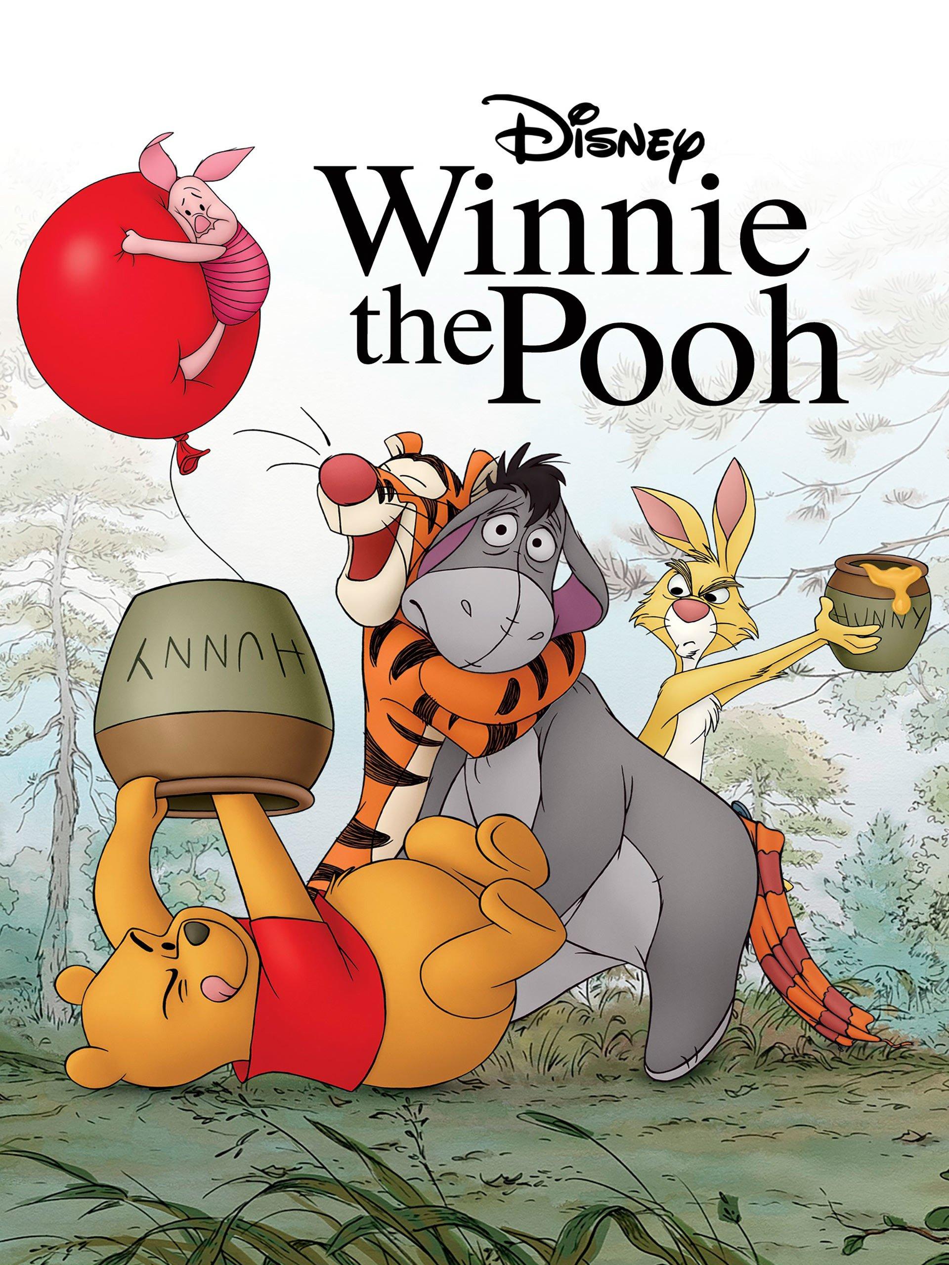 Winnie the Pooh kapak
