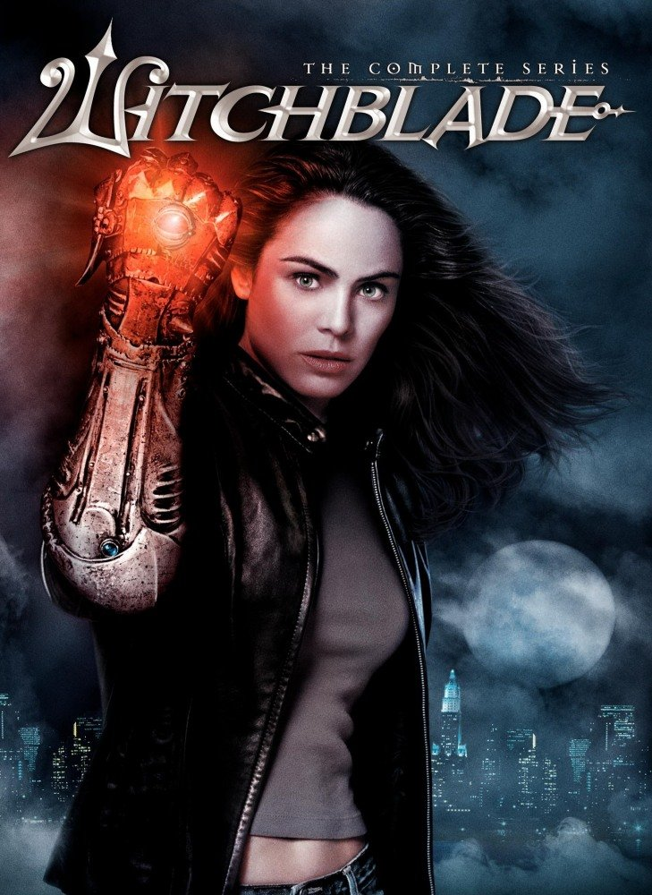 Witchblade kapak