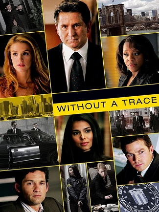 Without a Trace kapak