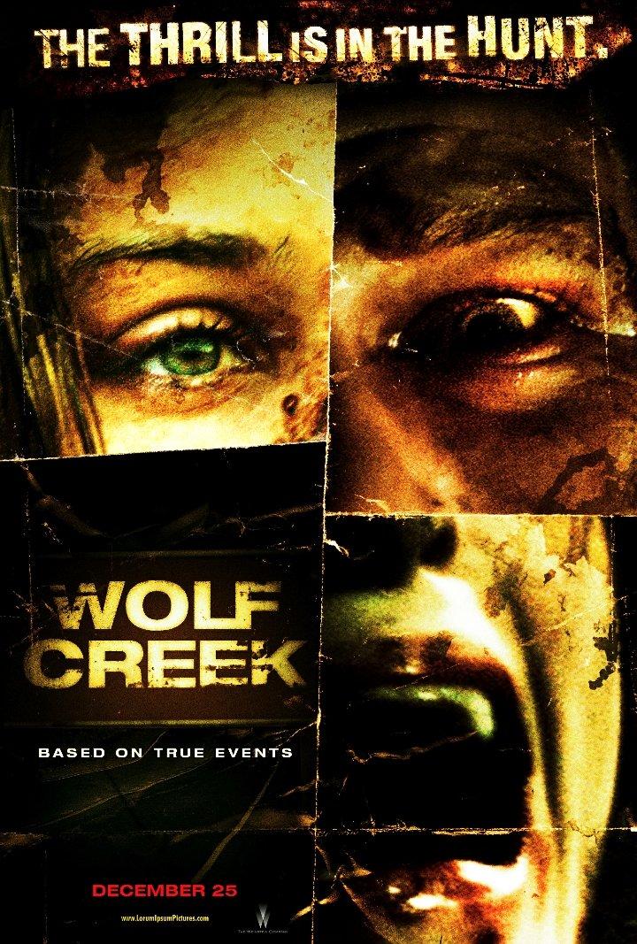 Wolf Creek kapak