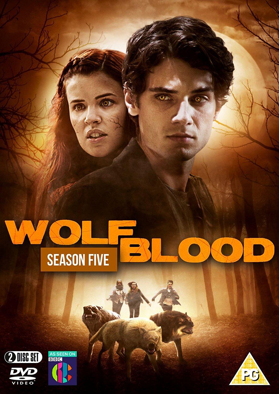 Wolfblood kapak