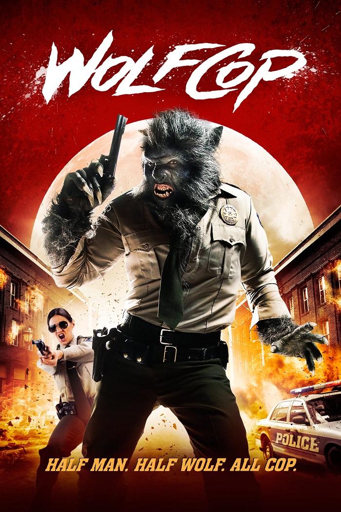 WolfCop kapak