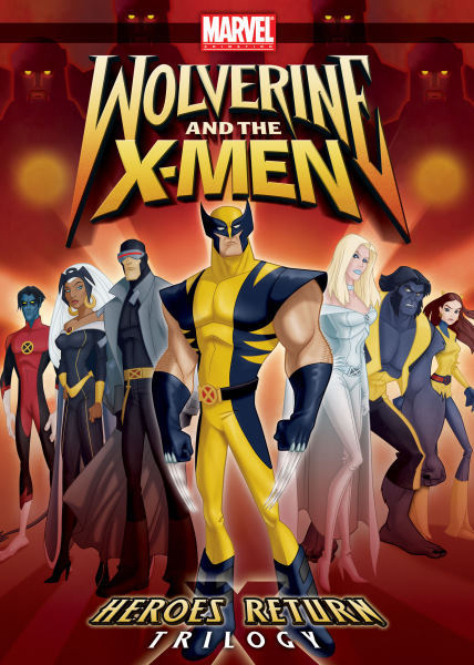 Wolverine and the X-Men kapak