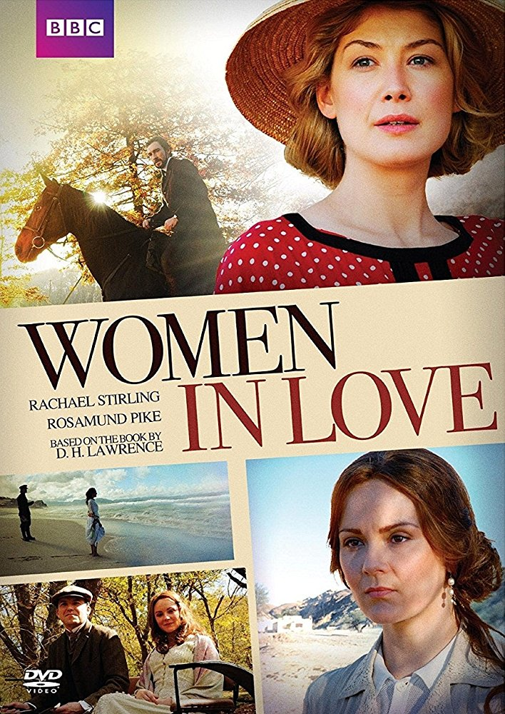 Women in Love kapak