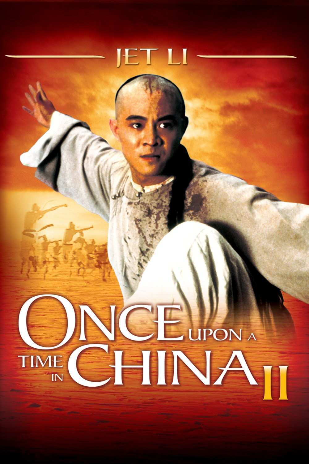 Once Upon a Time in China II kapak
