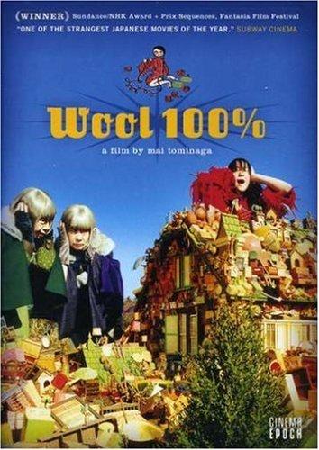 Wool 100% kapak